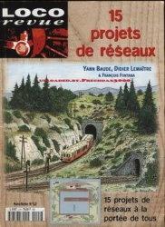 Книга Loco Revue - 15 Projets de Reseaux