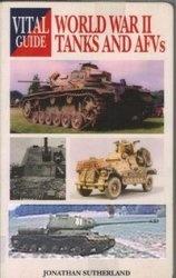Книга World War II Tanks and AFVs (Vital Guide)