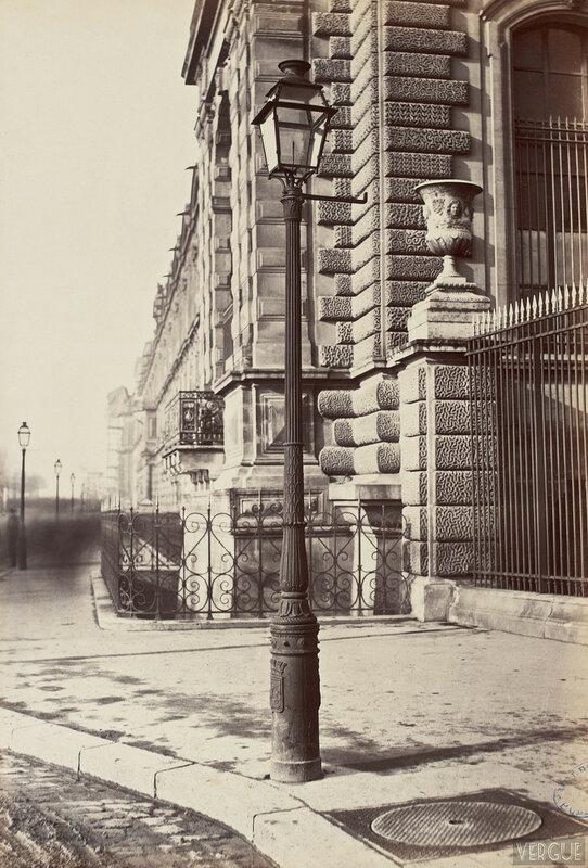 Павильон Карла IX, Лувр. 1868