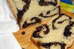 Хлеб Завитушка с маком