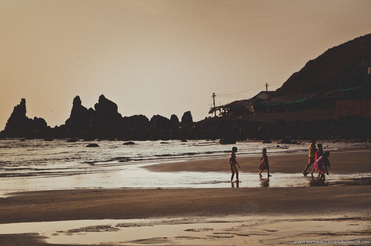 Пляжи Гоа, Арамболь