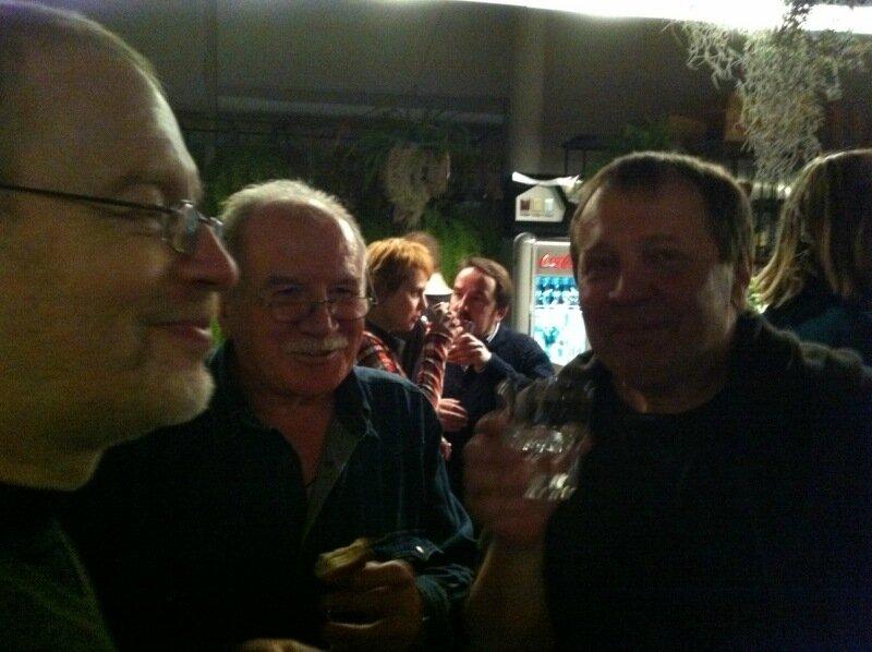 Шкловский, Клех и Левкин