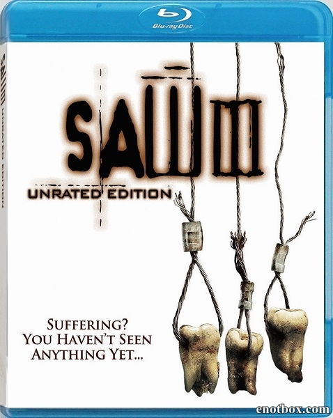 Пила 3 / Saw III [Unrated] (2006/HDRip)