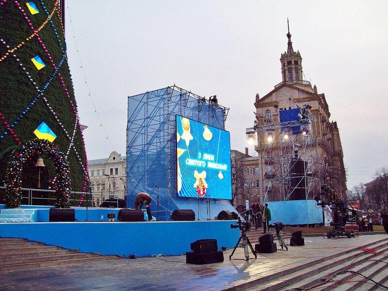 День святого Николая в Киеве