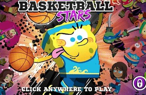 Баскетбол Спанч Боб 2015