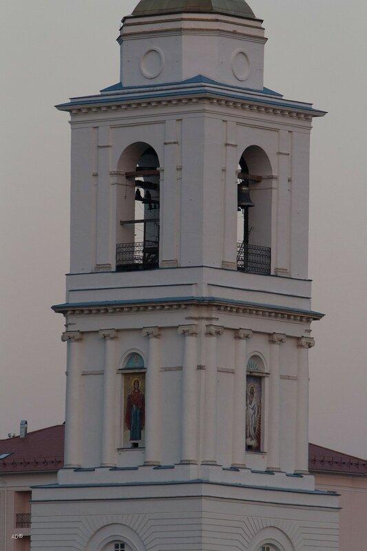 Колокольня Собора Николы Белого г. Серпухова