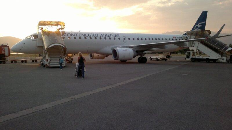 Монтенегро Айрлайнс, Montenegro Airlines