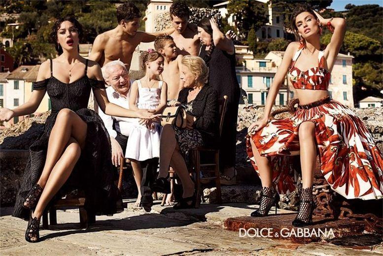 модели Моника Беллучи и Бьянка Бэлти / Bianca Balti and Monica Bellucci, фотограф Giampaolo Sgura