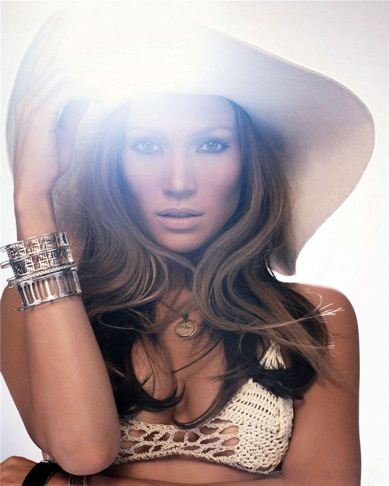 модель Дженнифер Лопес / Jennifer Lopez, фотографы Mert and Marcus