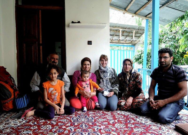 Семья из Такера.