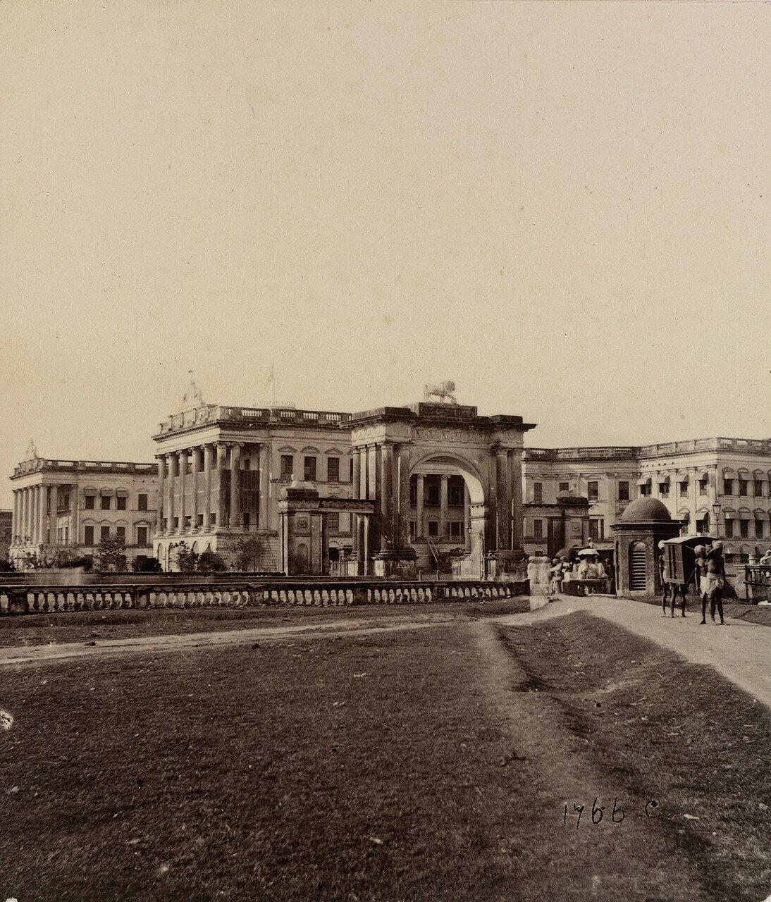 11. Дом правительства , Калькутта