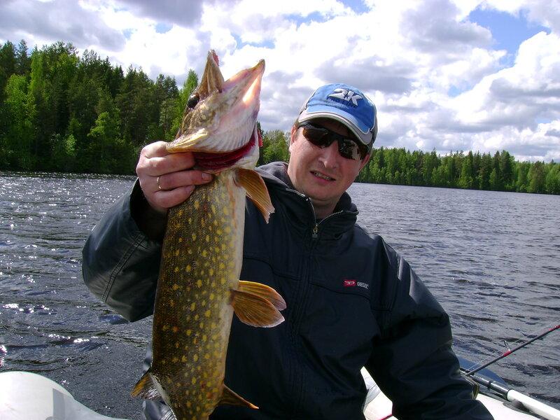 отчет в рассуждении рыбалке получи реке свирь