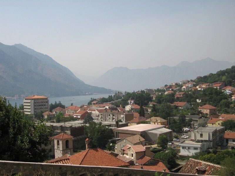 Черногория, Бока Которская бухта