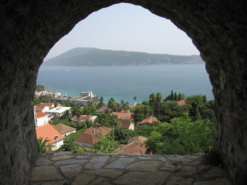 Черногория, крепость в Херцег Нови