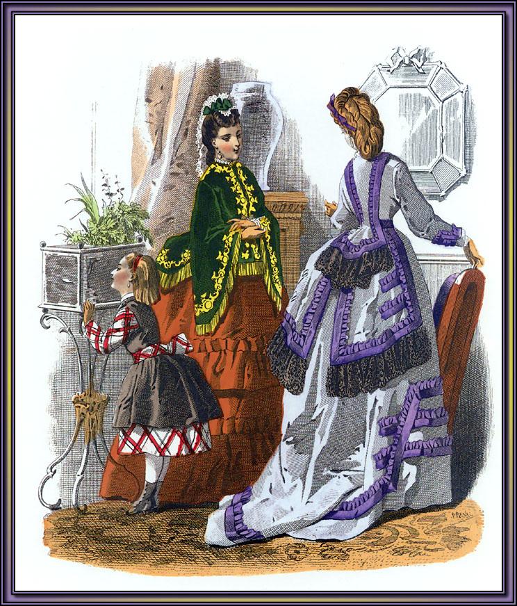 Схемы вышивки викторианская эпоха