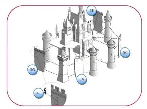 Бумажная модель - Сказочный