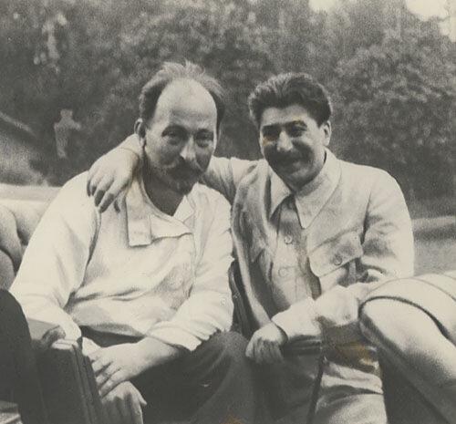 Сталин и Дзержинский