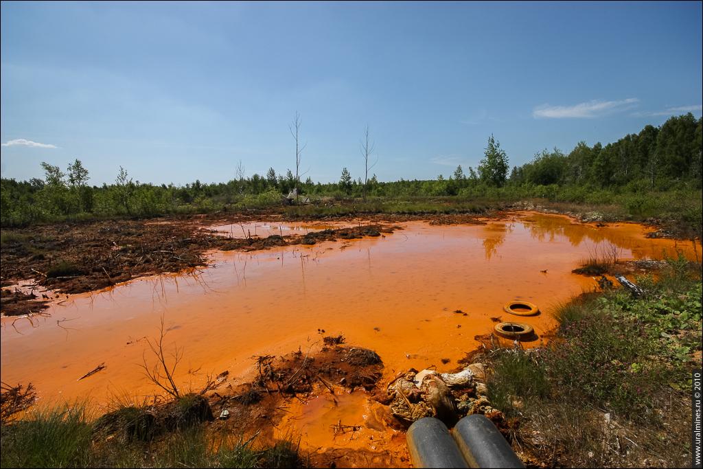 Гумёшевский медный рудник