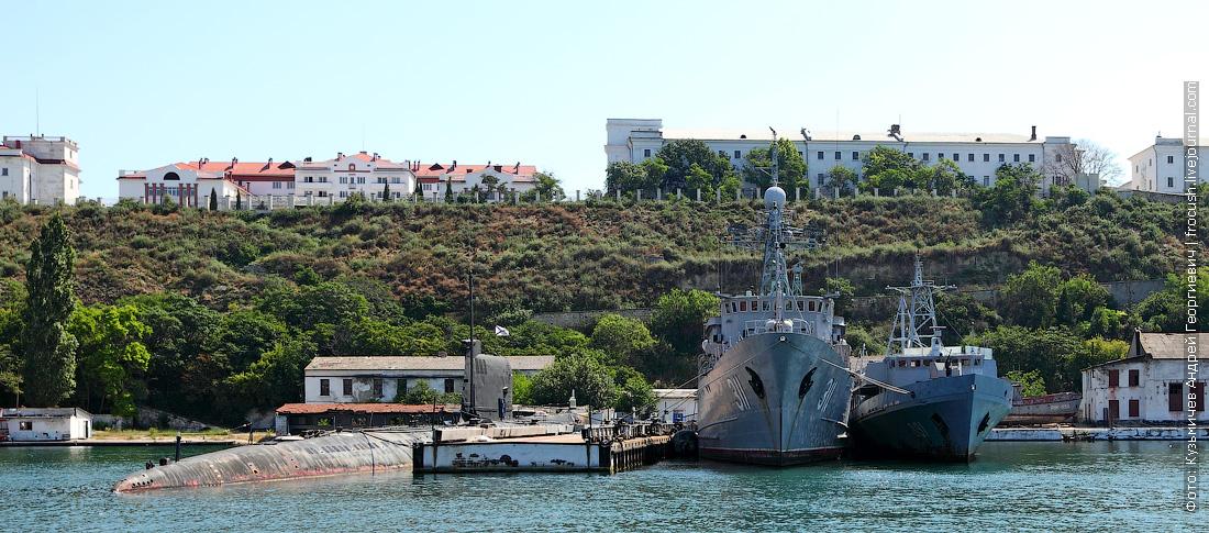 Подводная лодка «Б-435» бывшая «Запорожье»