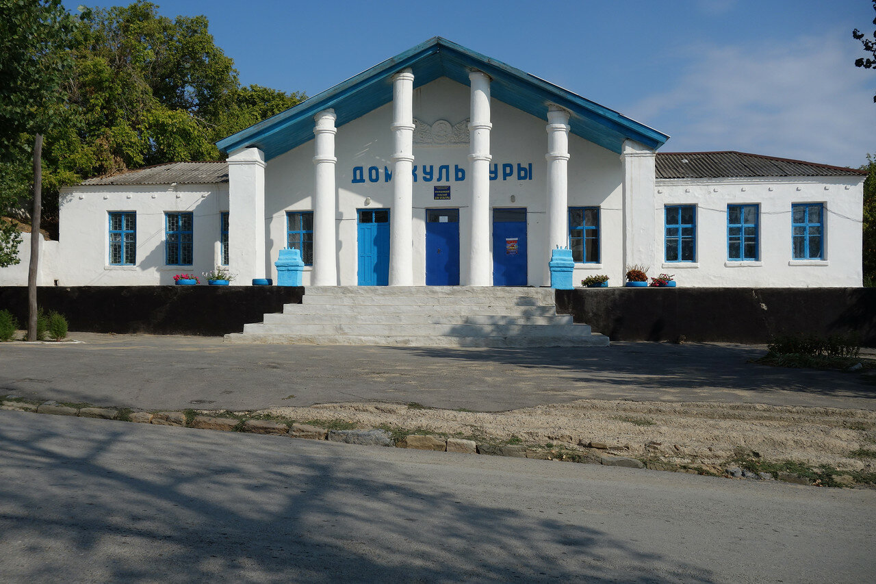 ДК в станице Краснодонецкая