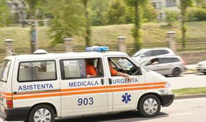 В Кишиневе сбили 60-летнего мужчину