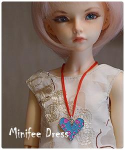 White dress for MNF