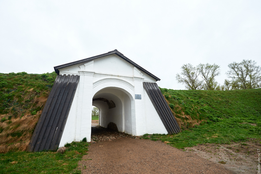 alexbelykh.ru, Великолукская крепость, крепость Великие Луки, крепости северо-запада, западные ворота великолукской крепости