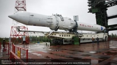 На 2017 год запланирован первый коммерческий пуск ракеты-носителя Ангара-1.2