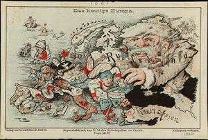 1875. «Сегодня в Европе», Цюрих