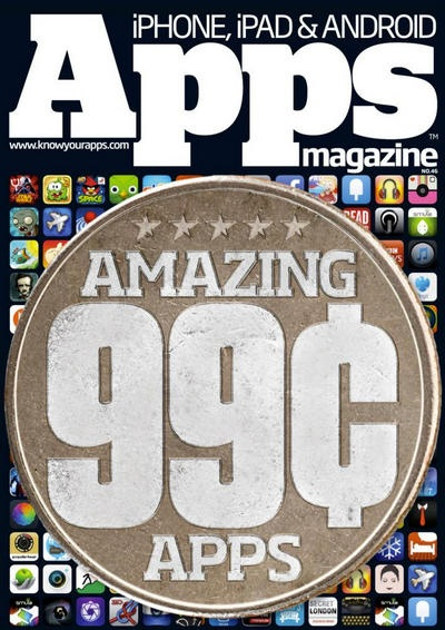 Журнал: Apps №46 [UK] (2014)  [En]
