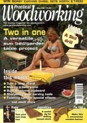 Журнал Practical Woodworking May 2001
