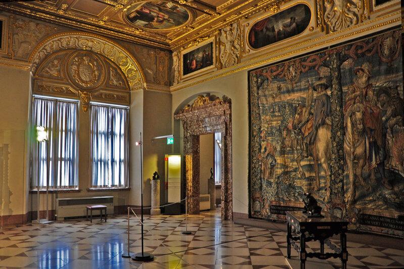 Мюнхенская Резиденция / Münchner Residenz