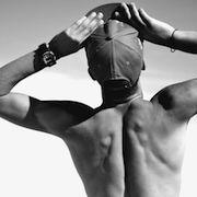 Рисунок обнаженного парня со спины фото 651-61