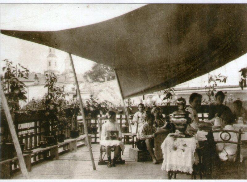 Москва, нач. ХХ века