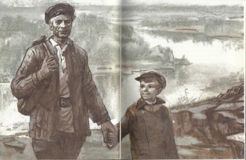 Картинки рассказа судьба человека шолохов