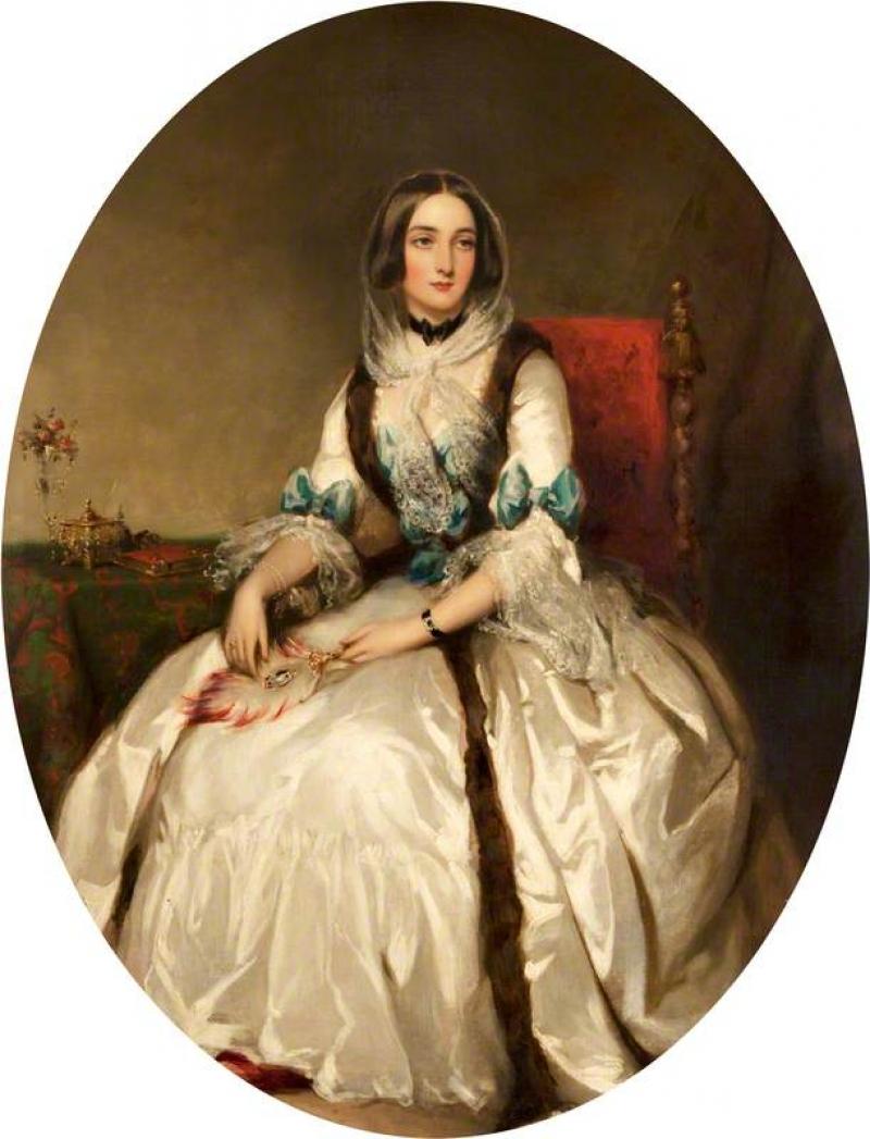 The Honourable Mrs William Ashley