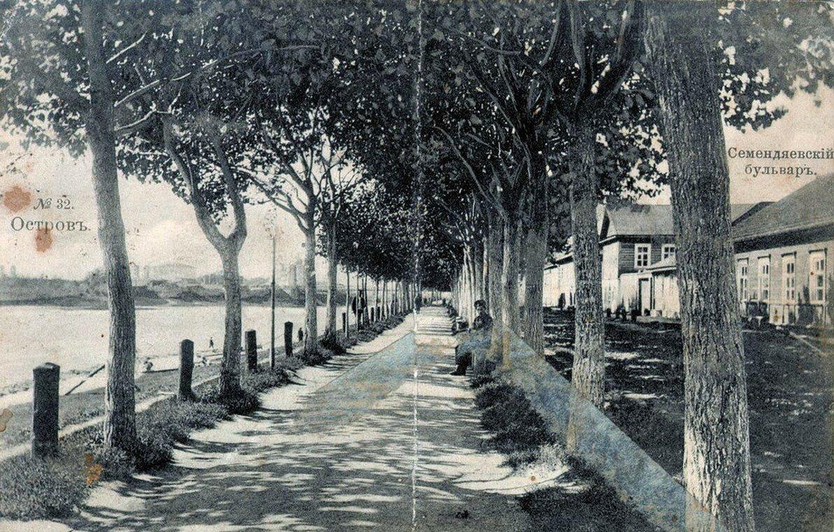 Семендяевский бульвар