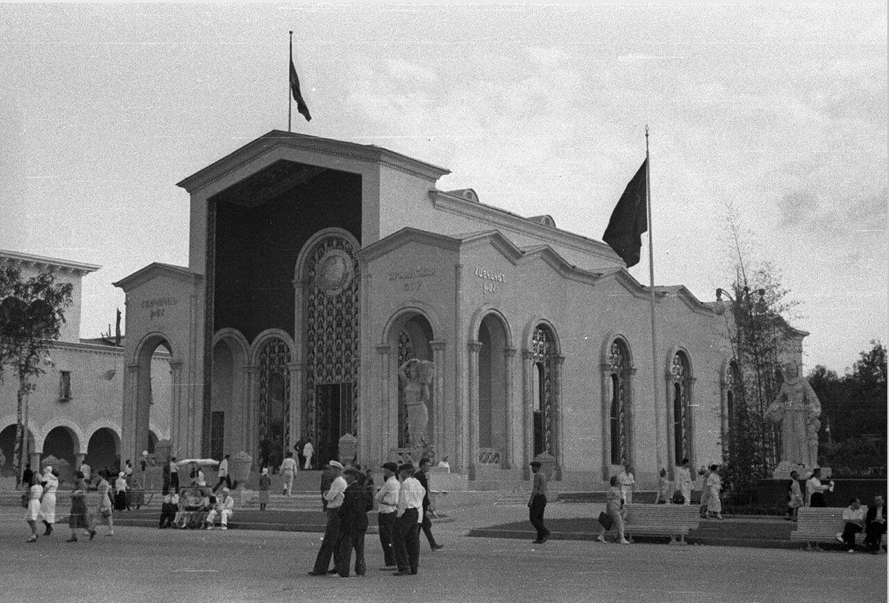 17. Павильон Армянской ССР