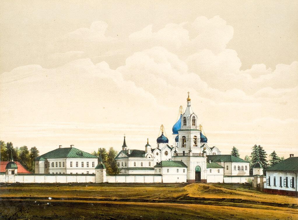 22. Москва. Неизвестный монастырь
