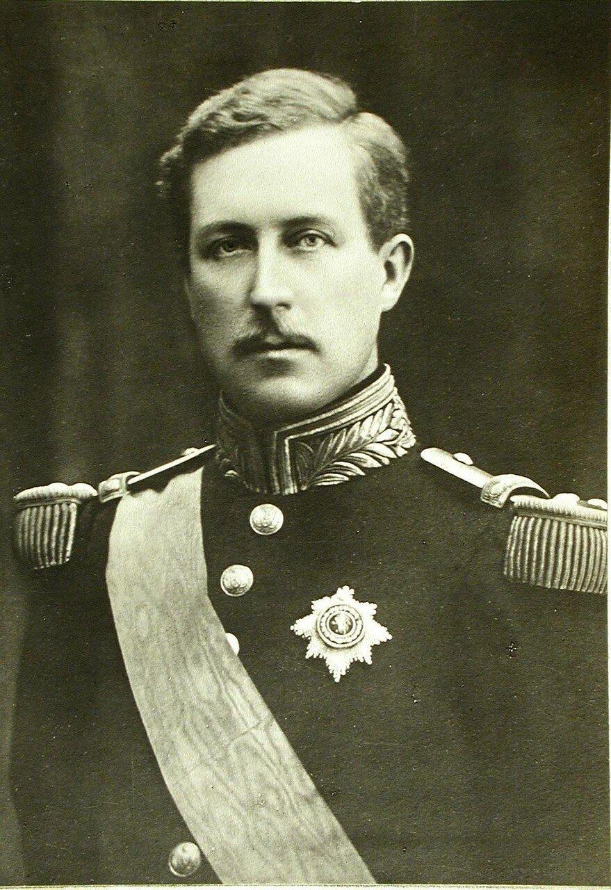 06. Портрет короля Бельгии Альберта