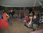 прощальный концерт в лагере