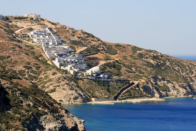 деревушки Крита