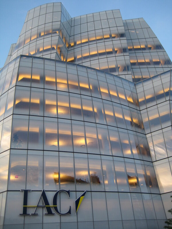 IAС Offices, NYC (by Frank Gehry)