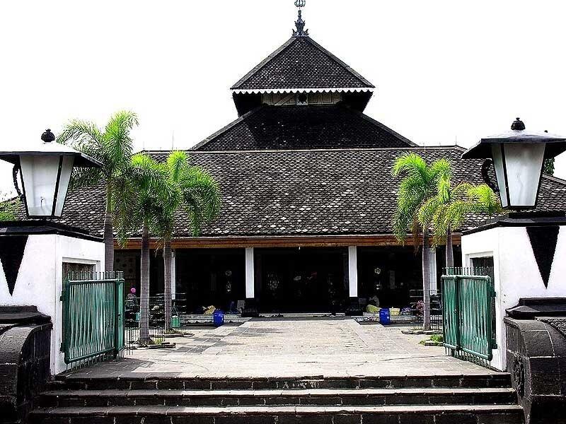Главная мечеть Демака