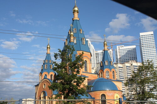 Храм в Чертаново