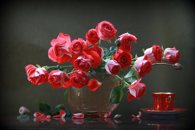 Хорошо, когда кто-то нежно называет...розой!