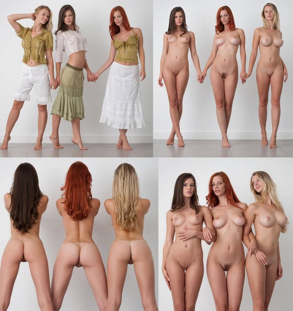 Фото натуральных девушек без одежды 16 фотография