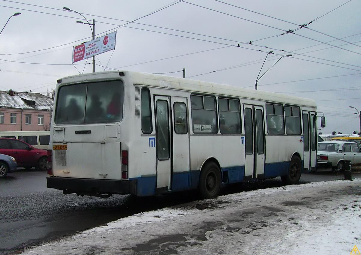 ЛАЗ-52523 №1412