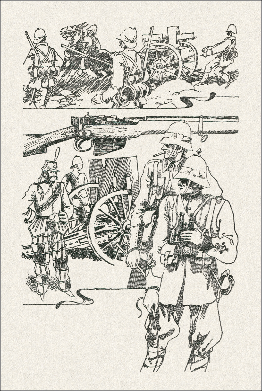 Борис Аникин, Капитан сорви-голова