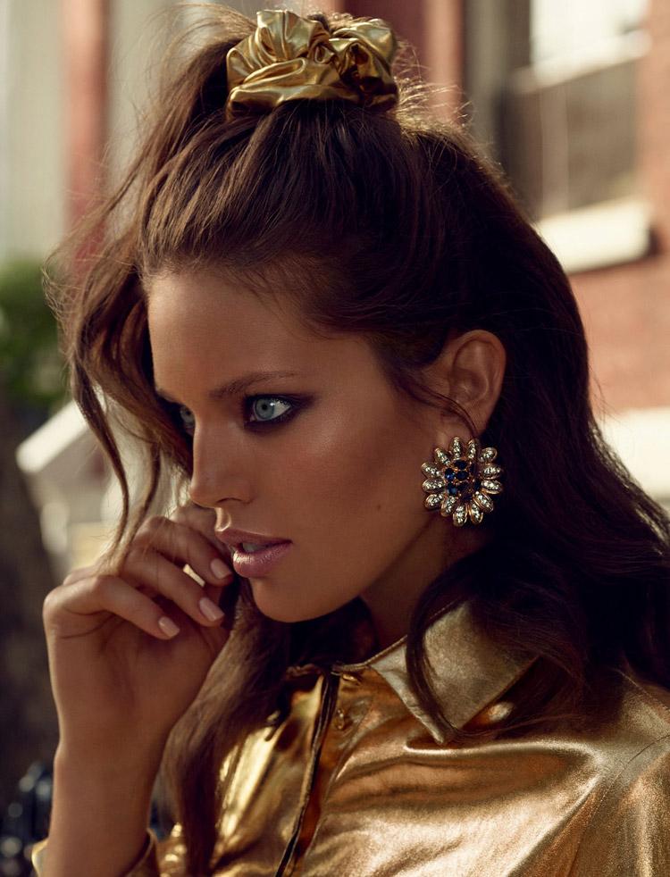 Эмили ДиДонато (Emily Didonato) в журнале Vogue Spain